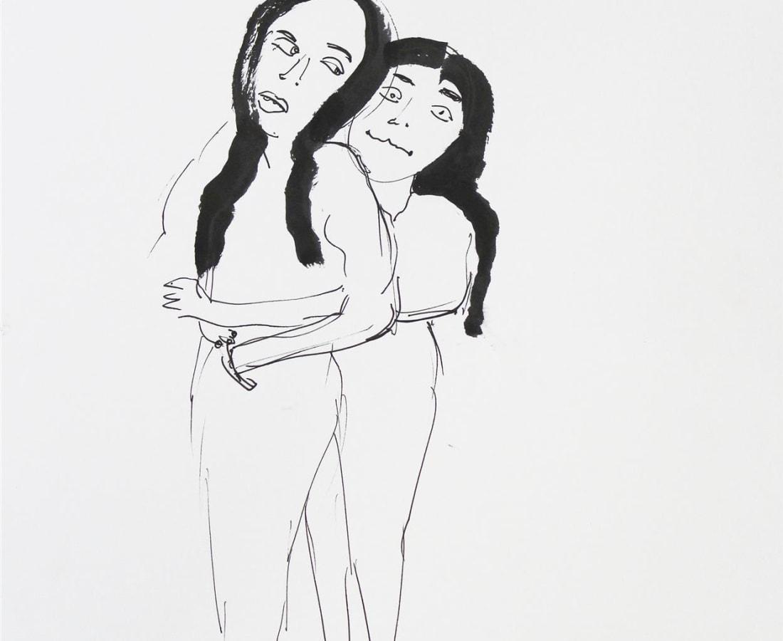 Saskia Pintelon, Friends I, 2015