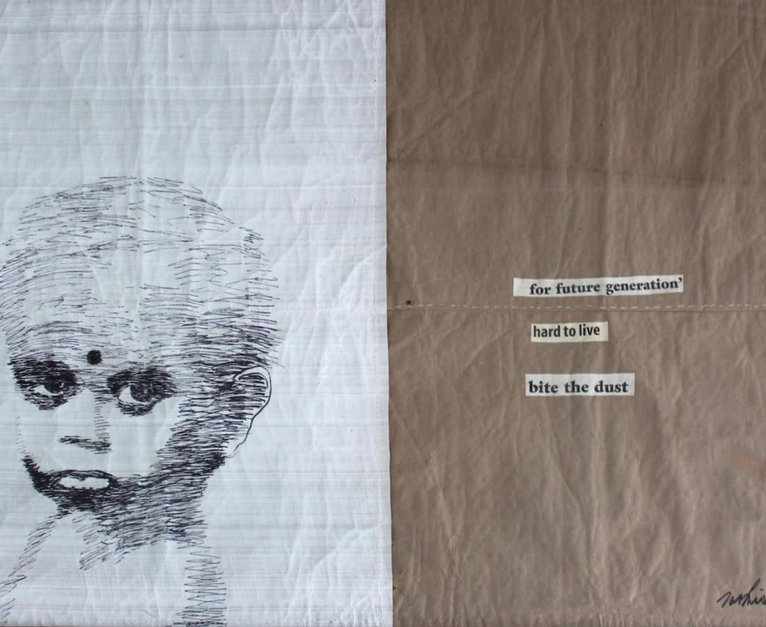 Saskia Pintelon, Faces Series, 2008
