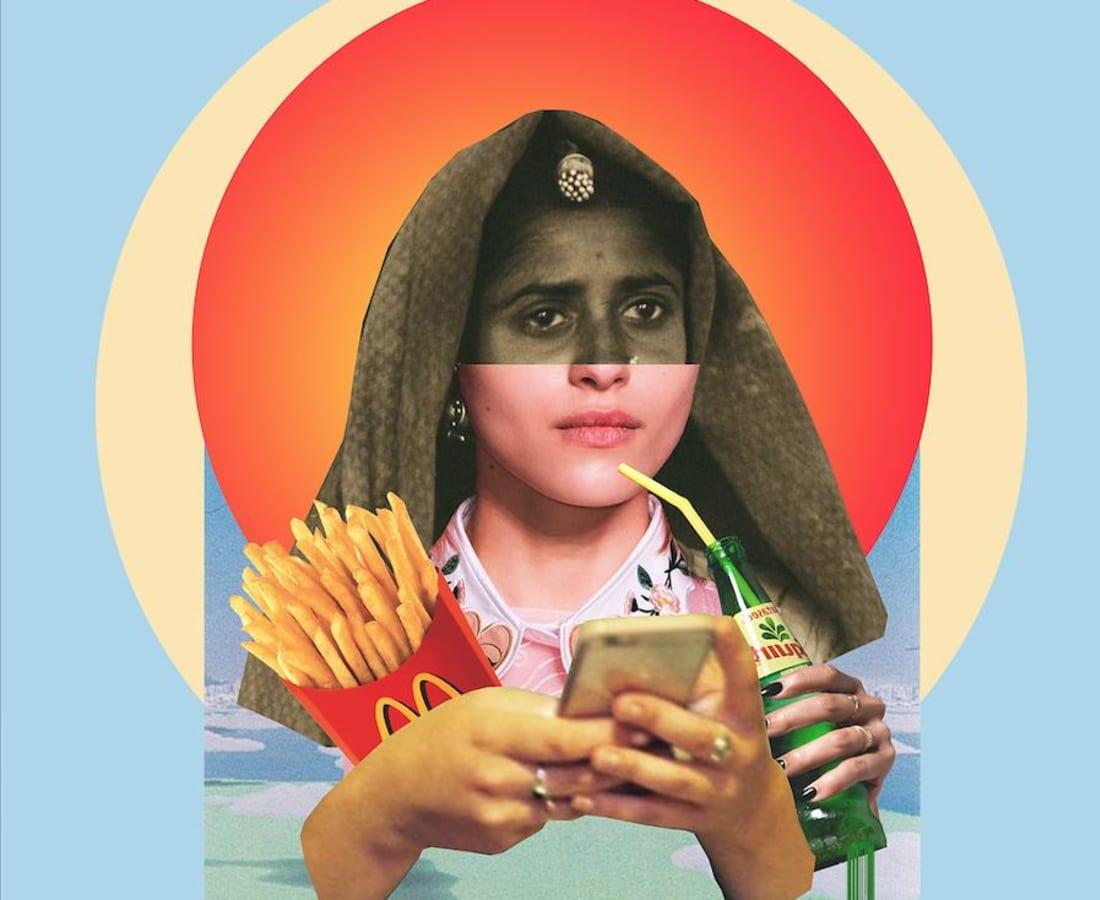 Muvindu Binoy, Deity and the Feast, 2016