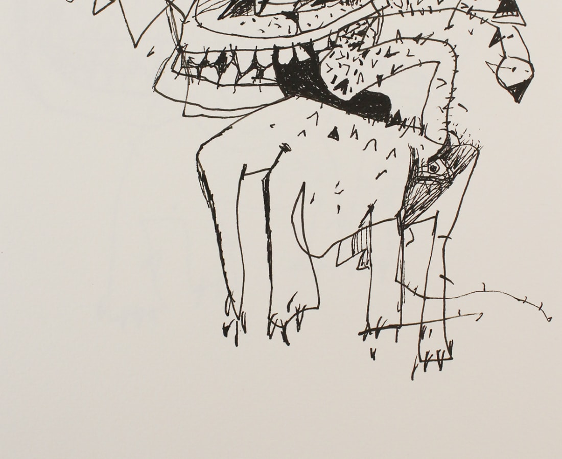 Kingsley Gunatillake, Untitled V,, 2018