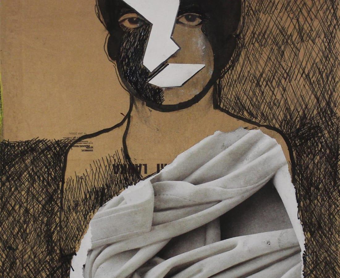 Saskia Pintelon, Untitled X, 2017