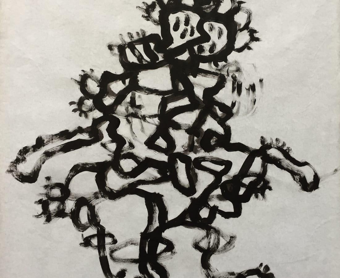 Hashan Cooray, Cactus tree I, 2020