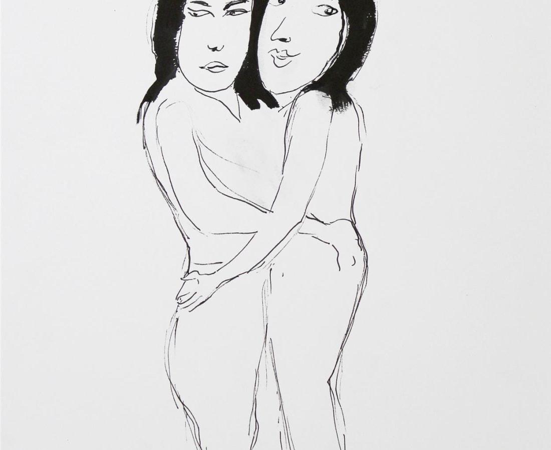 Saskia Pintelon, Friends III, 2015