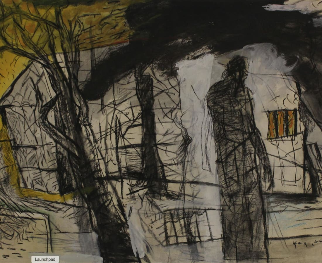 Jagath Weerasinghe, Untitled I, 1993