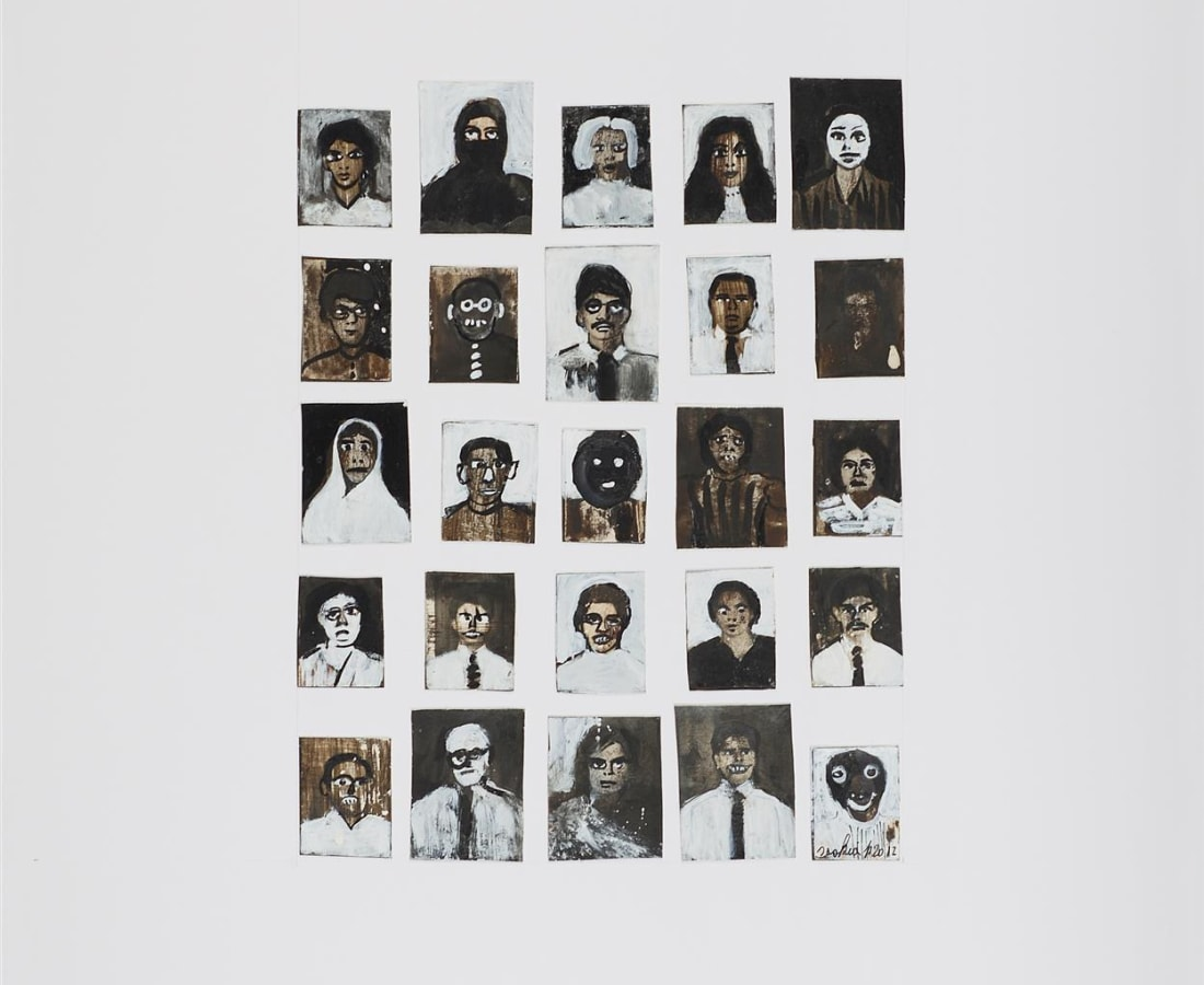 Saskia Pintelon, Identity Crisis, 2013