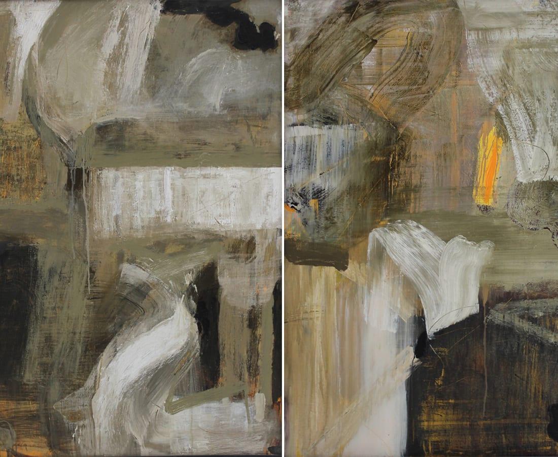 Kingsley Gunatillake, Finding Space, 2016
