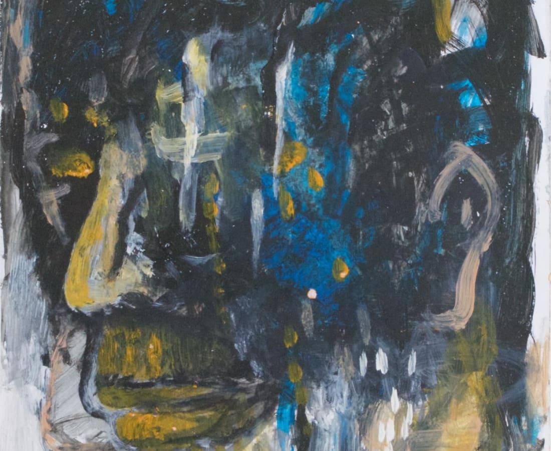 Jagath Weerasinghe, Face II, 2005