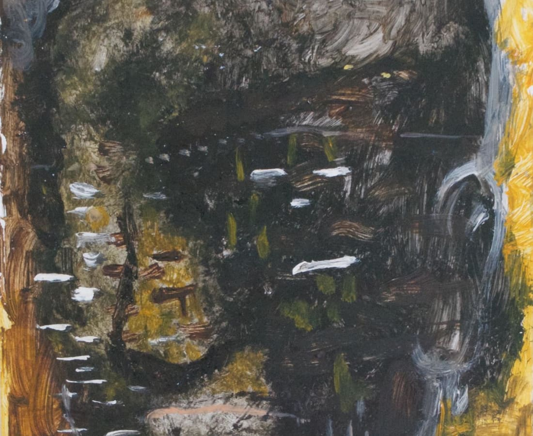 Jagath Weerasinghe, Face I, 2005
