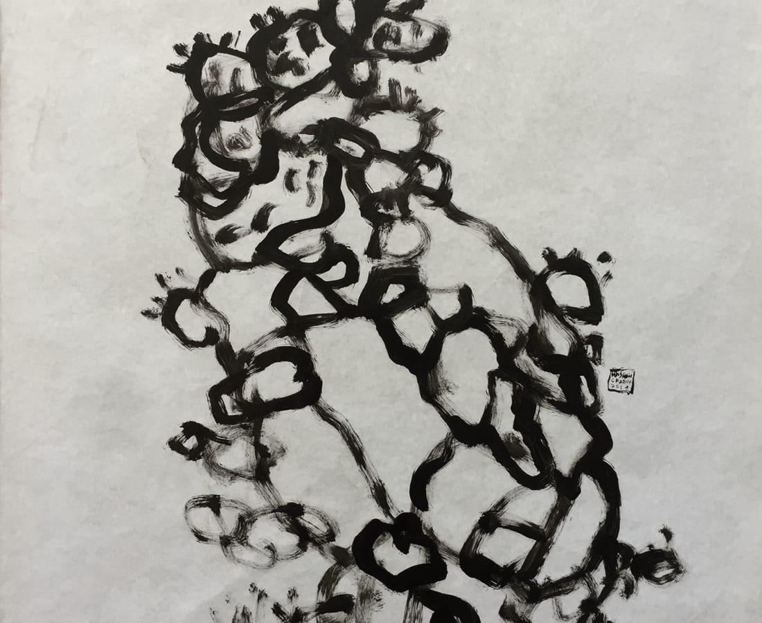 Hashan Cooray, Cactus tree III, 2020