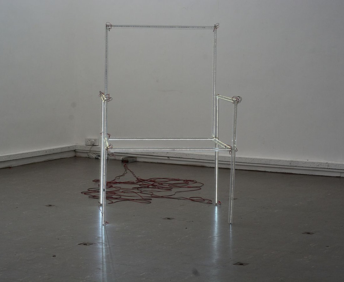 Chandraguptha Thenuwara, Electric Chair For Sale, 2015