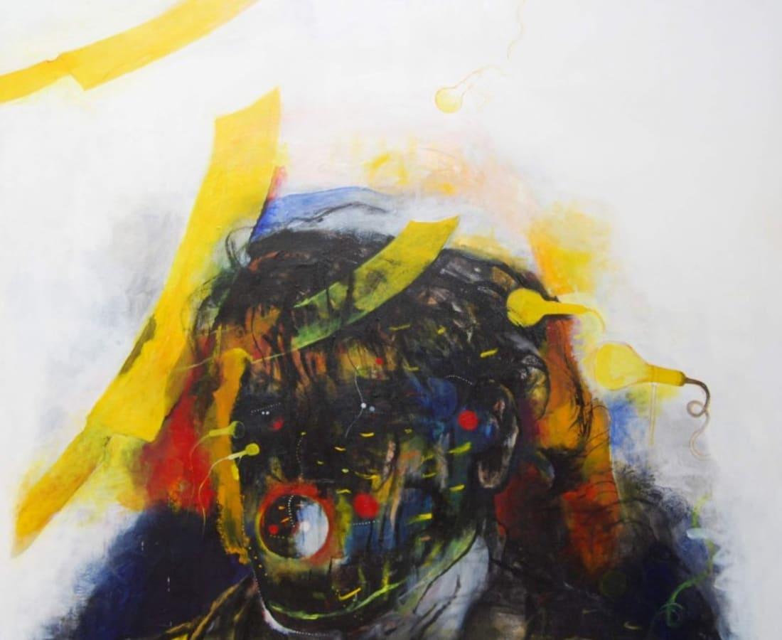 Jagath Weerasinghe, Celestial Violence, 2010