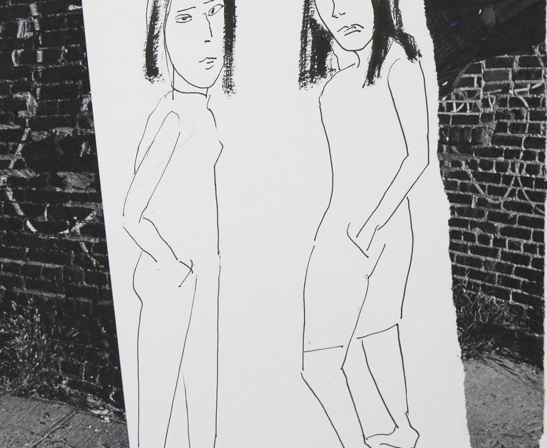 Saskia Pintelon, Friends II, 2015