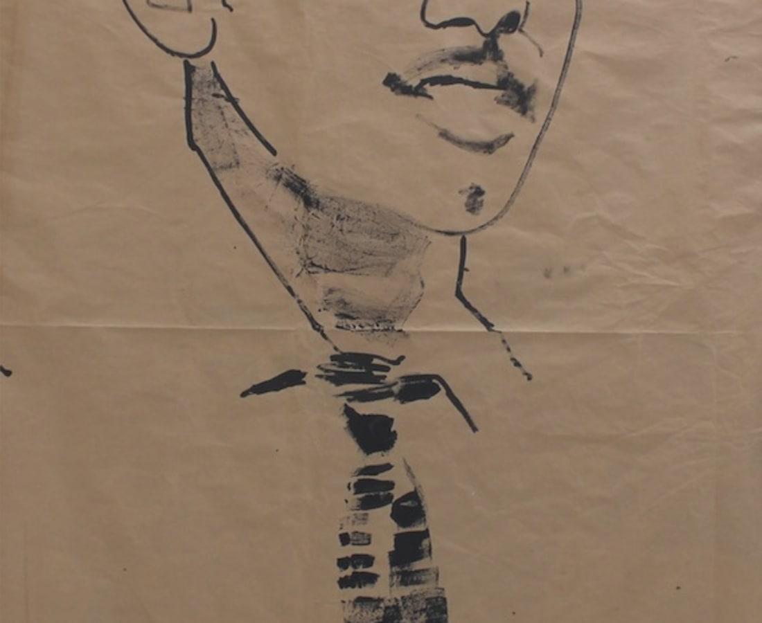 Saskia Pintelon, Faces Series, 2006