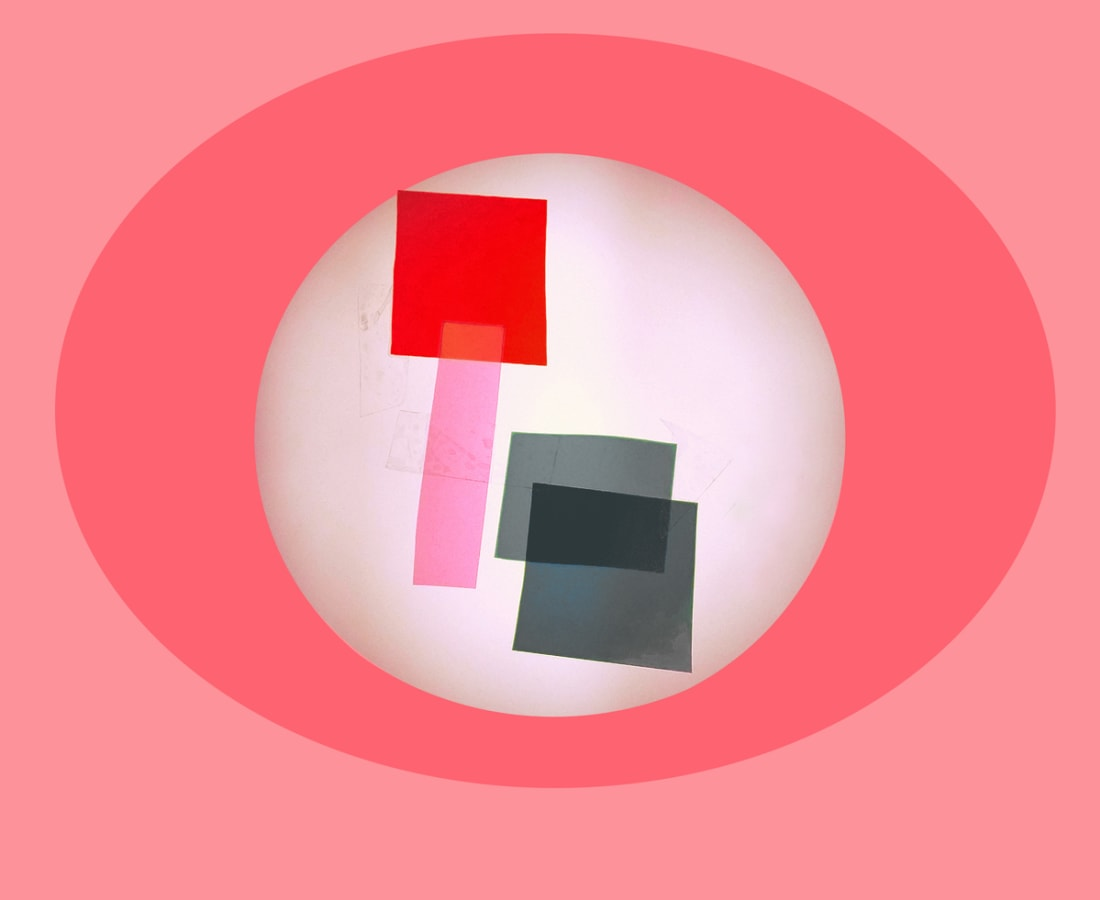 Anne Katrine Senstad, Soft Geometry #13f, 2015