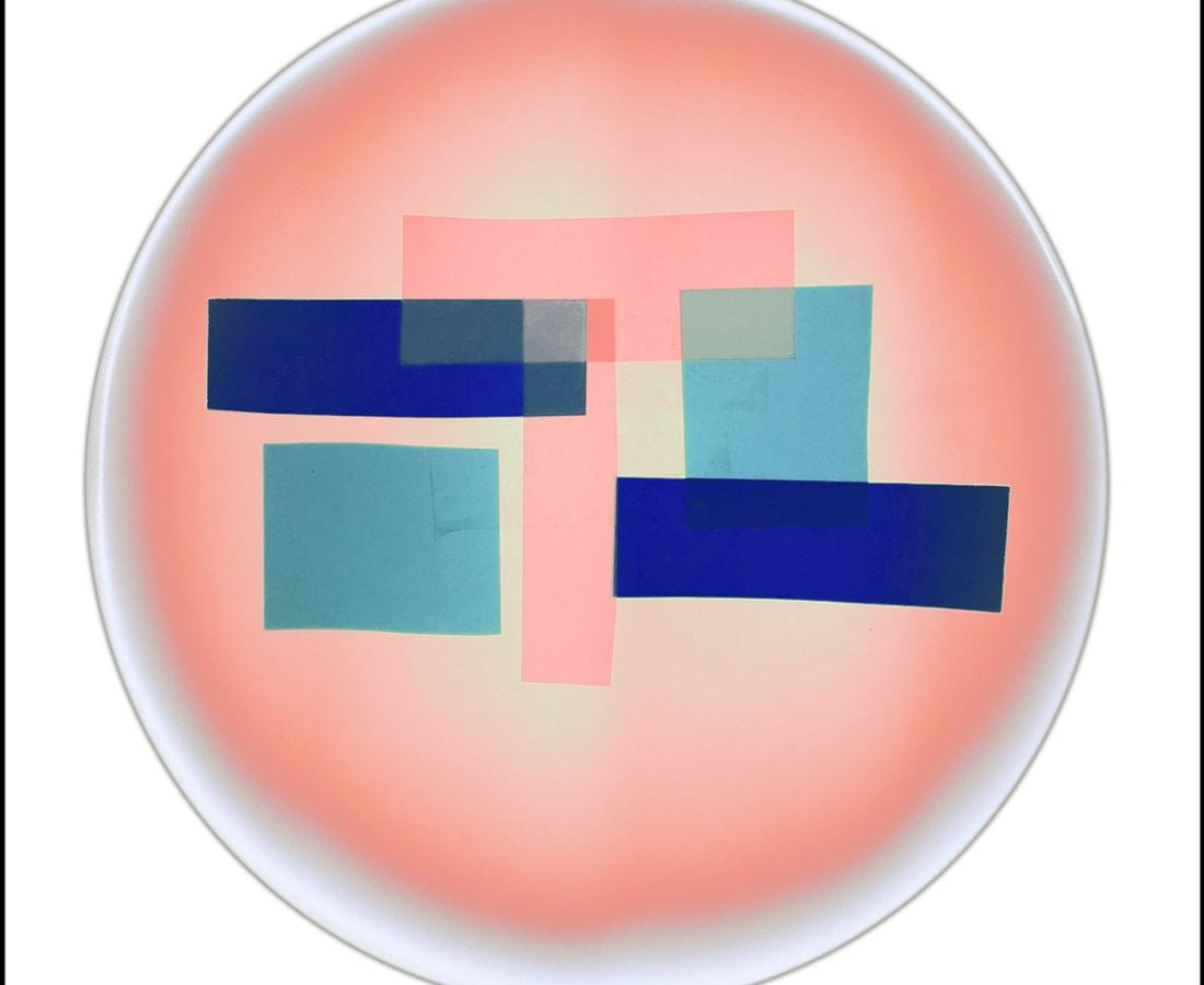 Anne Katrine Senstad, Soft Geometry #19a, 2019