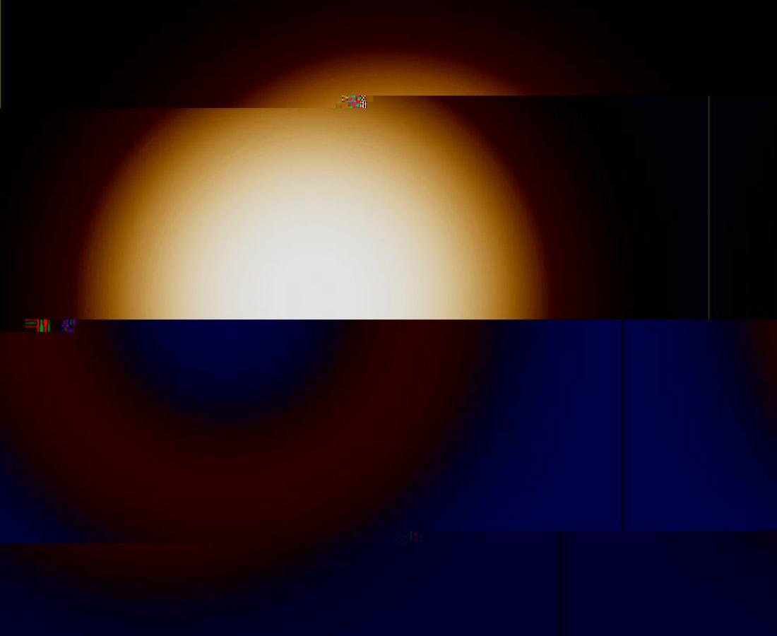 Lionel Cruet, Fractured Light (Sunrise), 2014