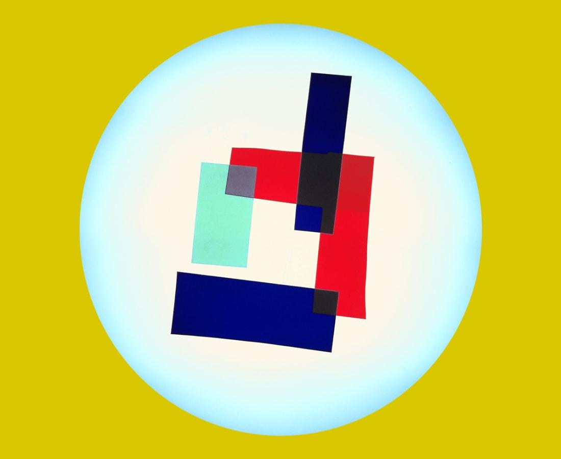 Anne Katrine Senstad, Soft Geometry #6a, 2015