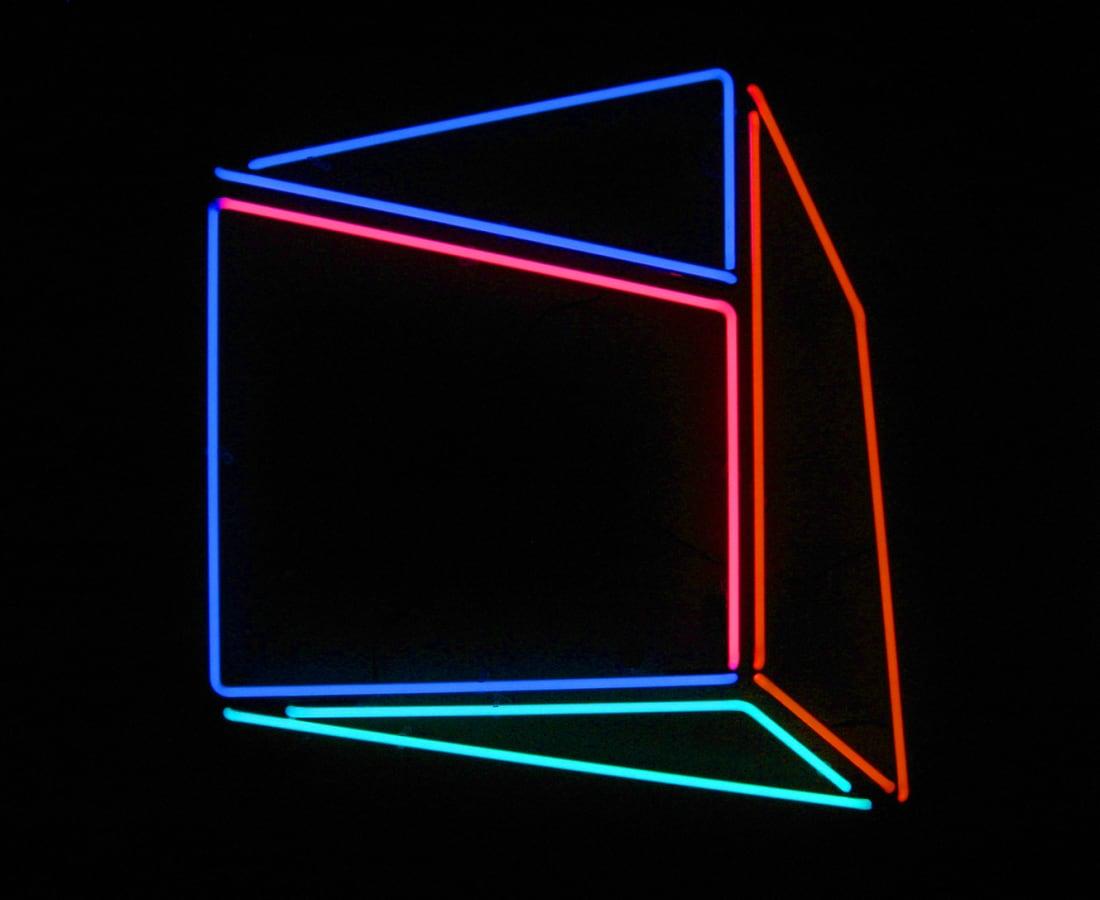 Anne Katrine Senstad, Soft Geometry Neon #03, 2015-2019