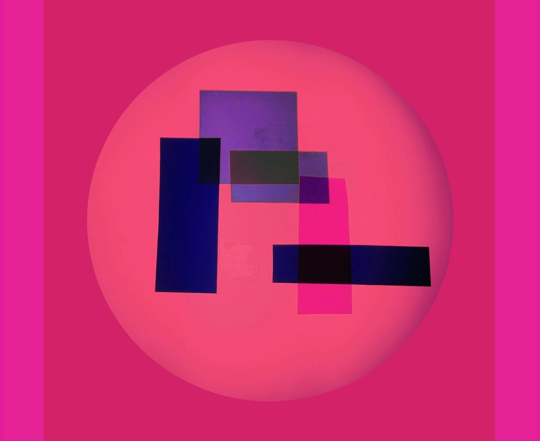 Anne Katrine Senstad, Soft Geometry #8c, 2015