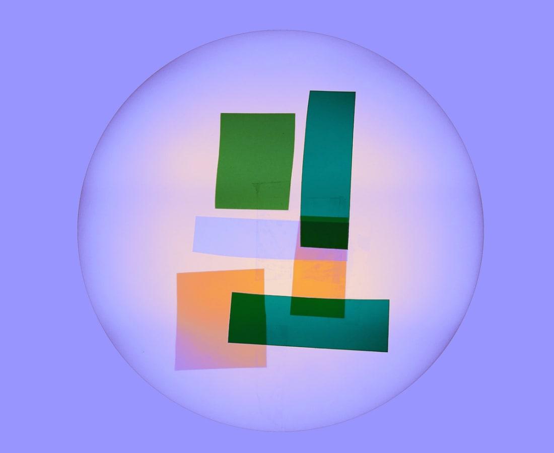 Anne Katrine Senstad, Soft Geometry #11a, 2015