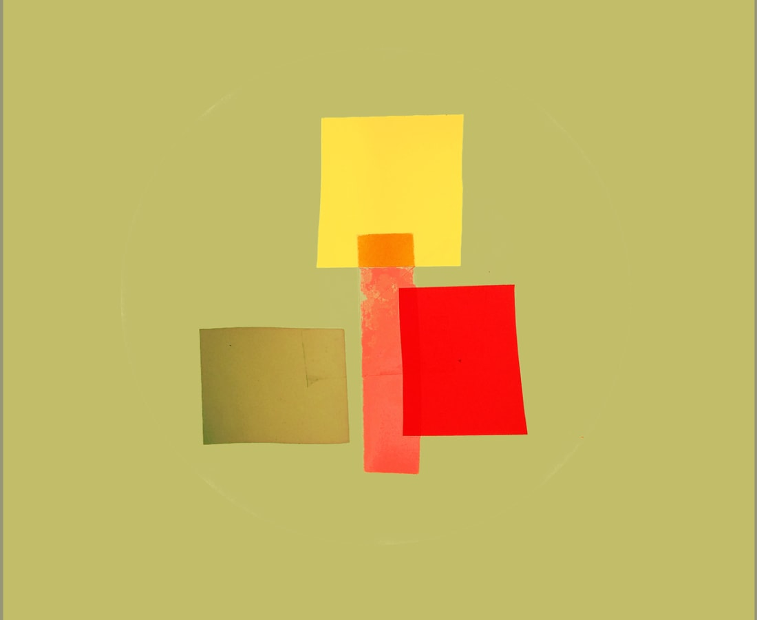 Anne Katrine Senstad, Soft Geometry #12b, 2015
