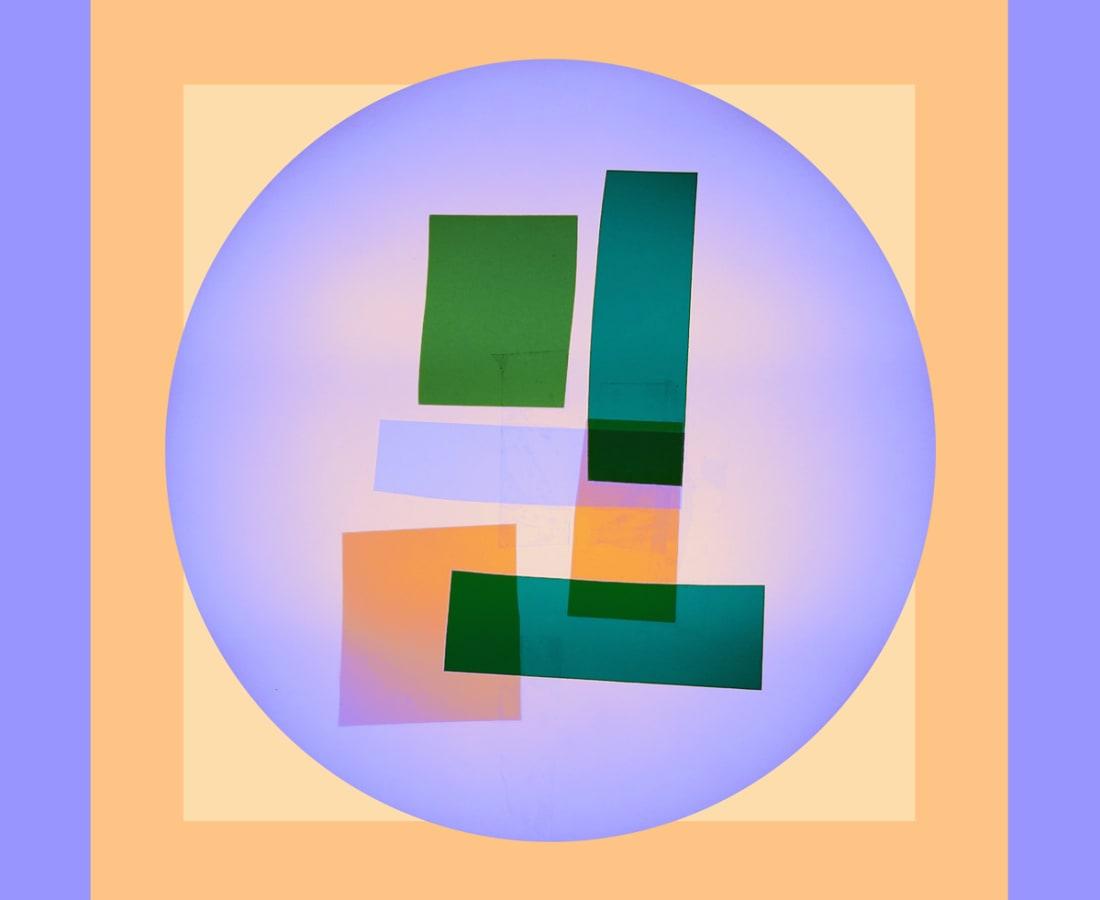 Anne Katrine Senstad, Soft Geometry #11c, 2015