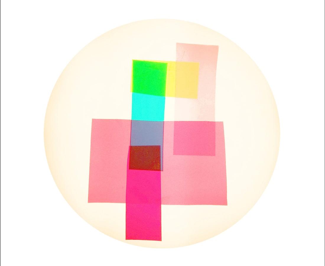 Anne Katrine Senstad, Soft Geometry #17b, 2015