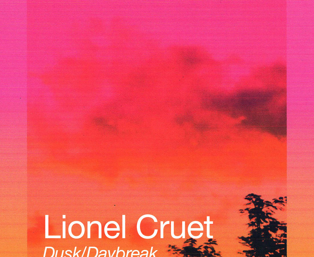 Lionel Cruet, Dusk Daybreak Exhibition Poster I, 2020