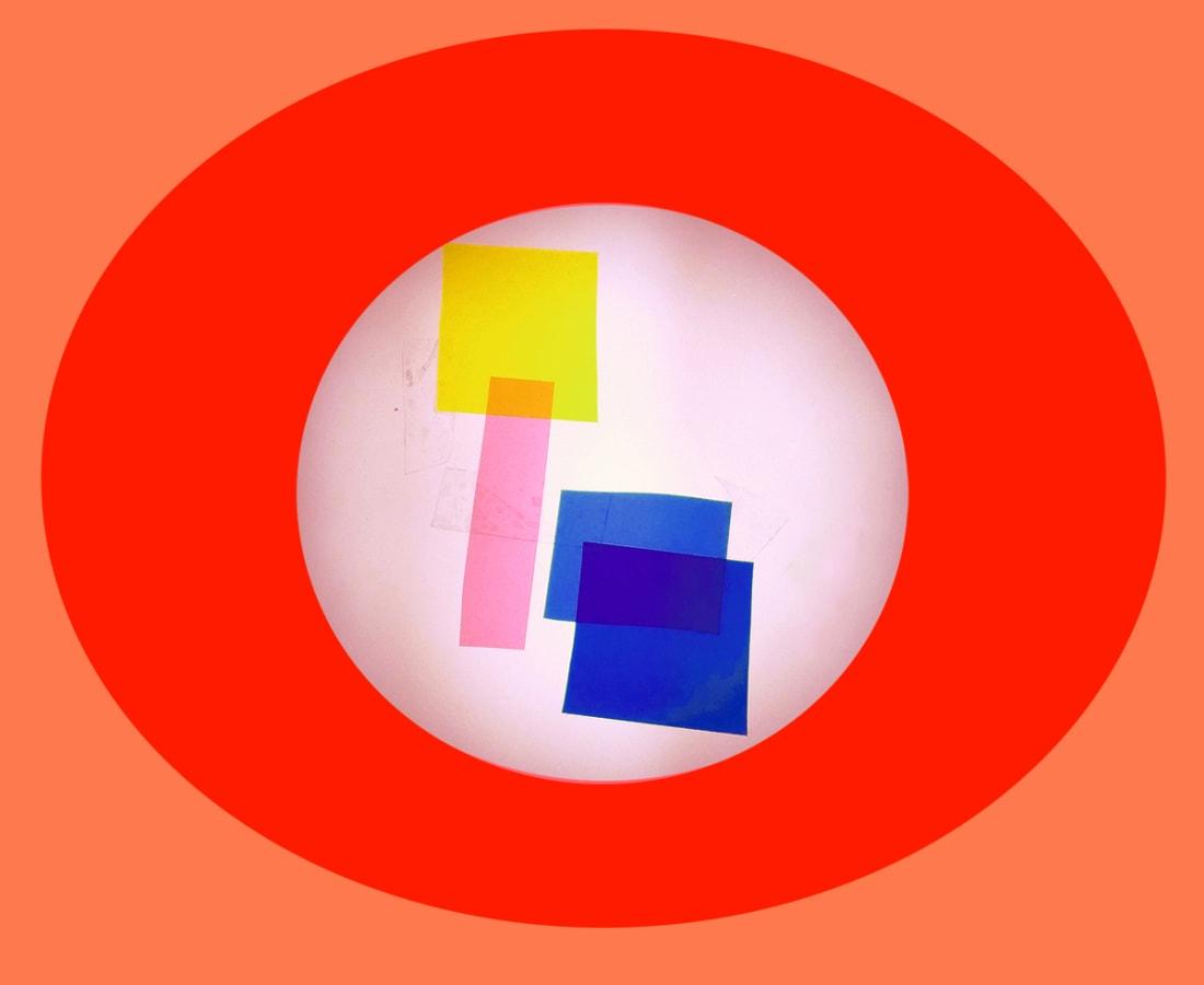 Anne Katrine Senstad, Soft Geometry #13d, 2015