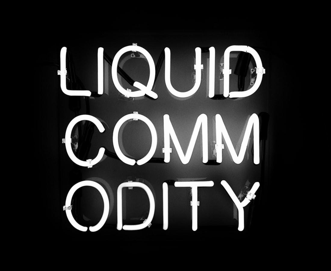 Anne Katrine Senstad, Liquid Commodity, 2016