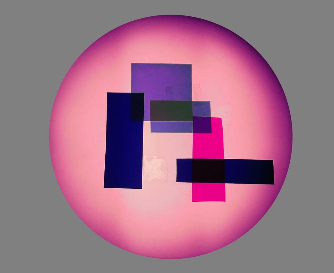 Anne Katrine Senstad, Soft Geometry #8a, 2015