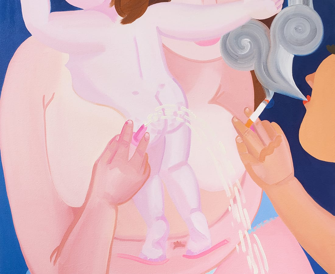 Madeline Donahue, Party, 2019