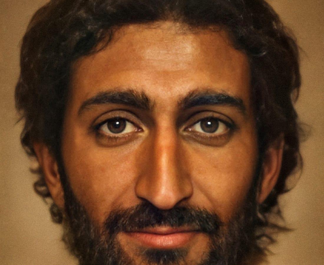 Bas Uterwijk, Jesus of Nazareth, 2020