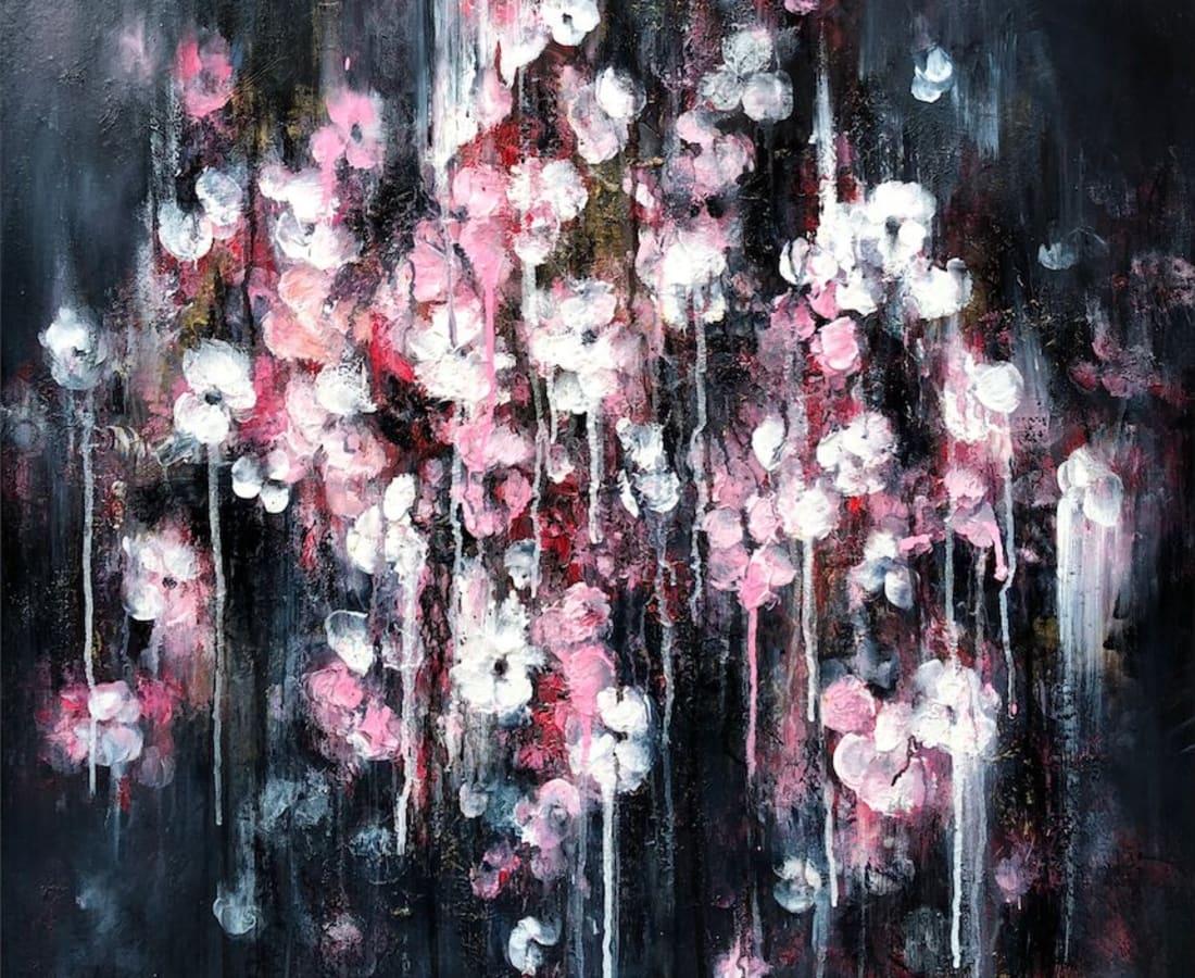 Daniel Hooper, Fleurs, 2019