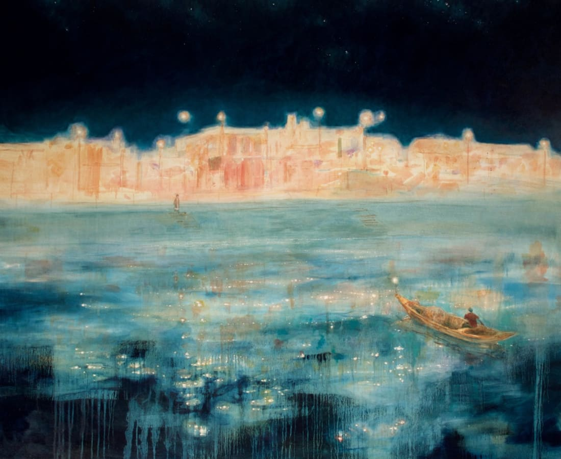 Daniel Ablitt, Returning, 2016