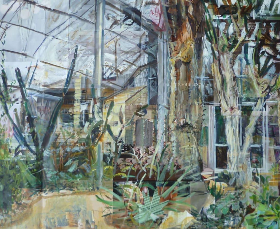 Alison Pullen, Botanic Garden - Oxford