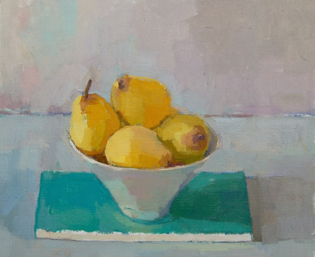 Sarah Spackman, Pear Bowl
