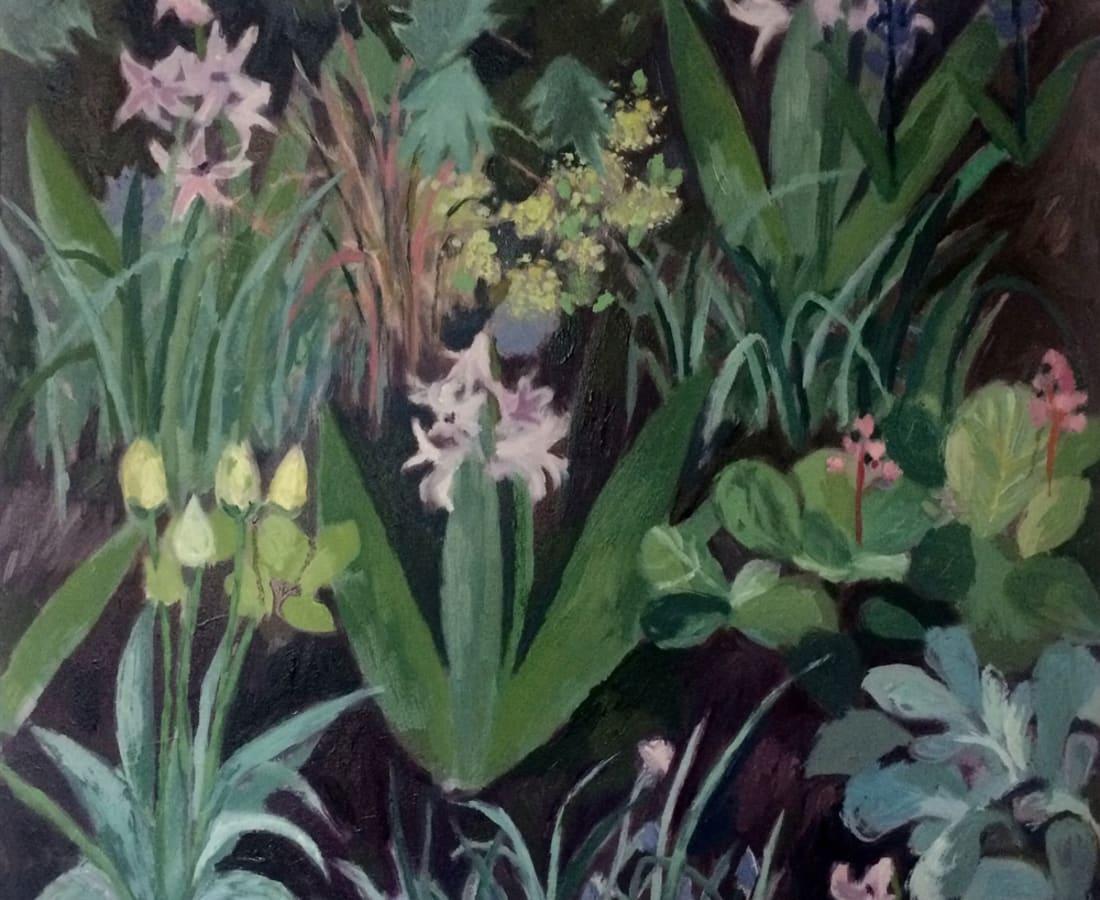 Charlotte Hardy, 'Spring Garden'