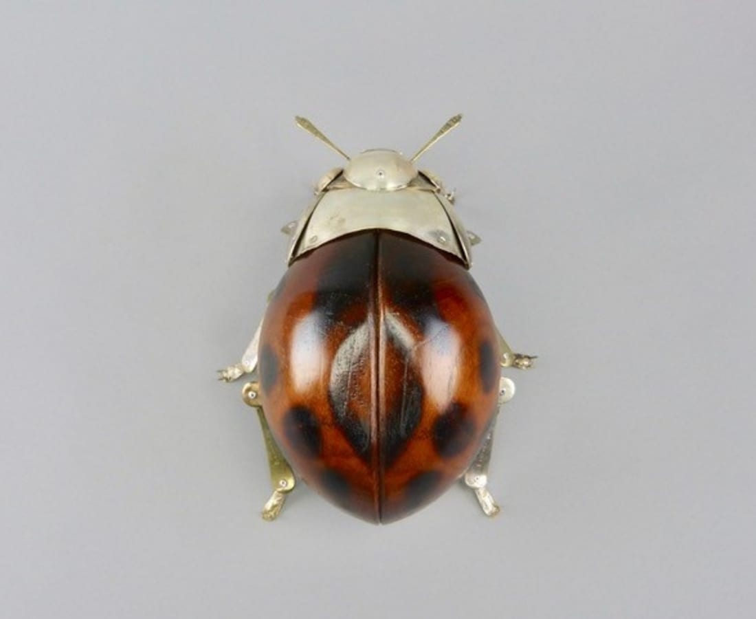 Dean Patman, 'Harlequin Beetle'