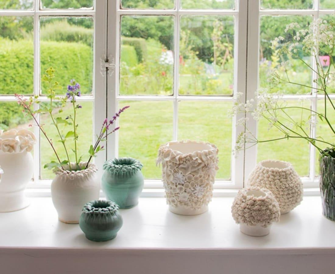 Emma Jagare, Porcelain vessels