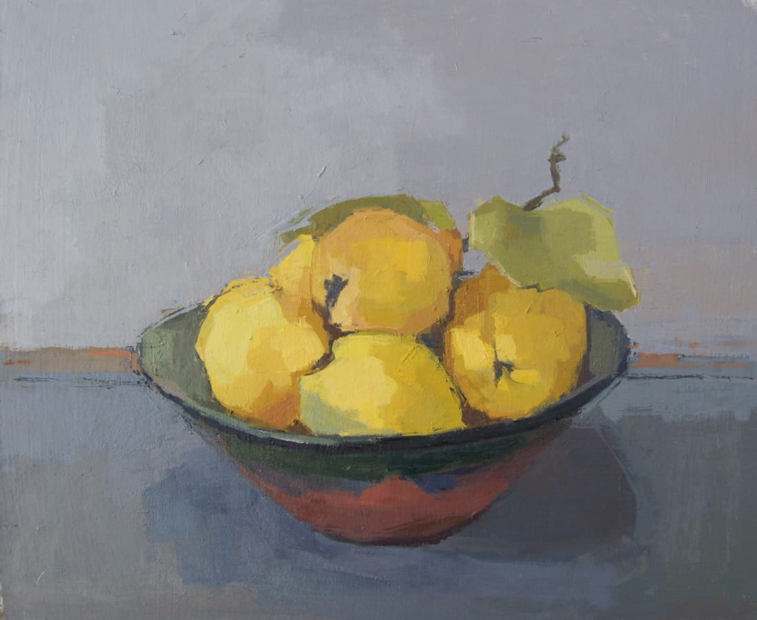Sarah Spackman, 'Large Quince Bowl'