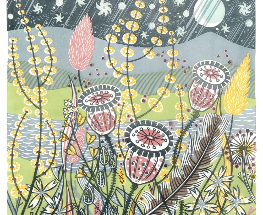 Angie Lewin, 'Season Songs'