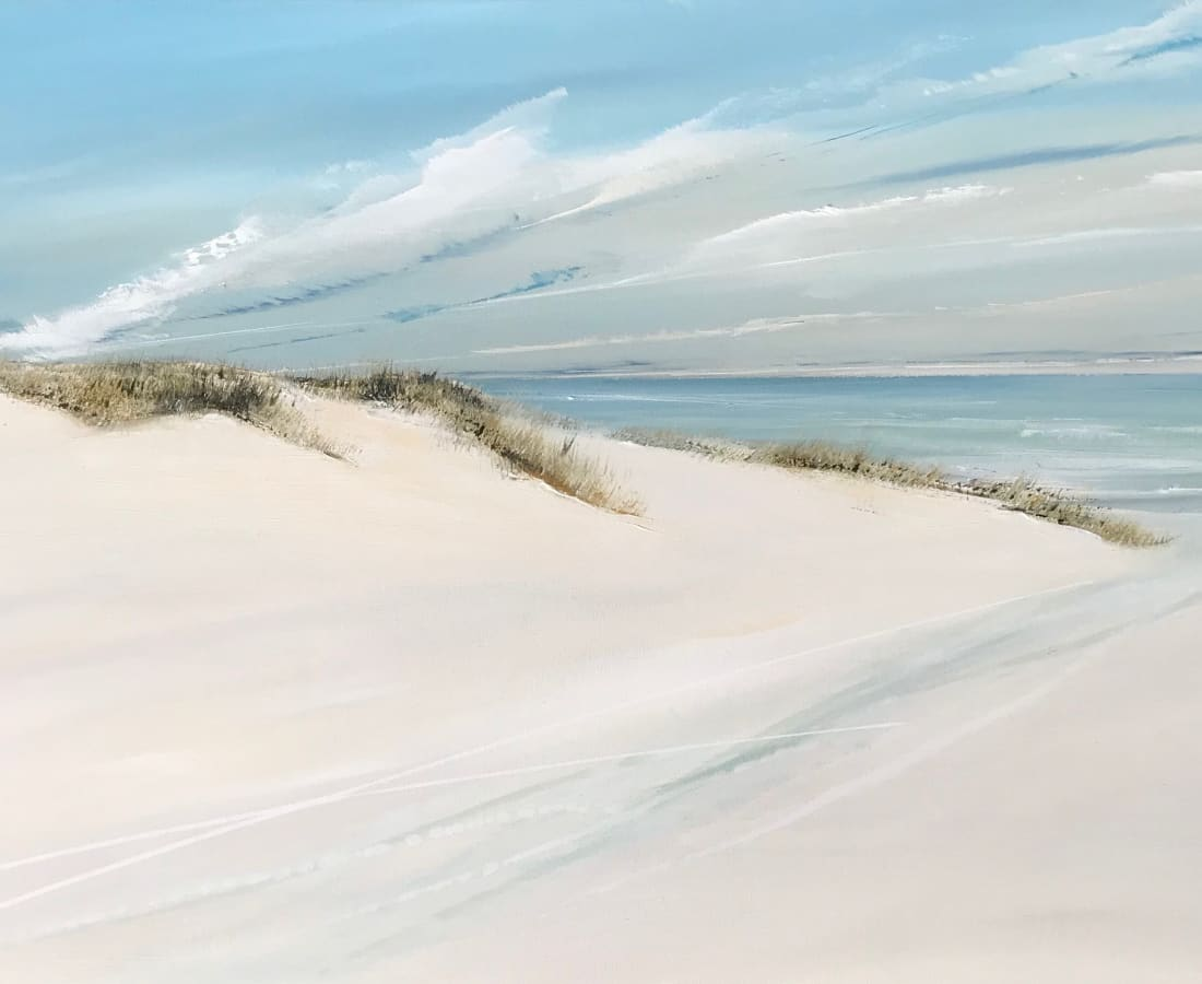 Jane Skinghley, All Along The Dunes