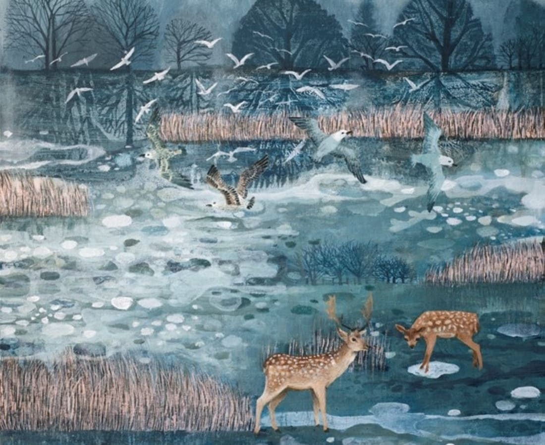 Dawn Stacey, Walking On Ice