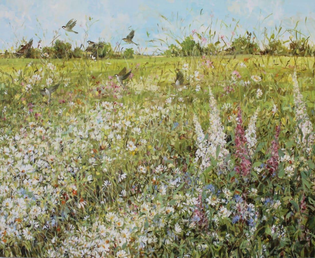 Fletcher Prentice, 'Summer Meadow'