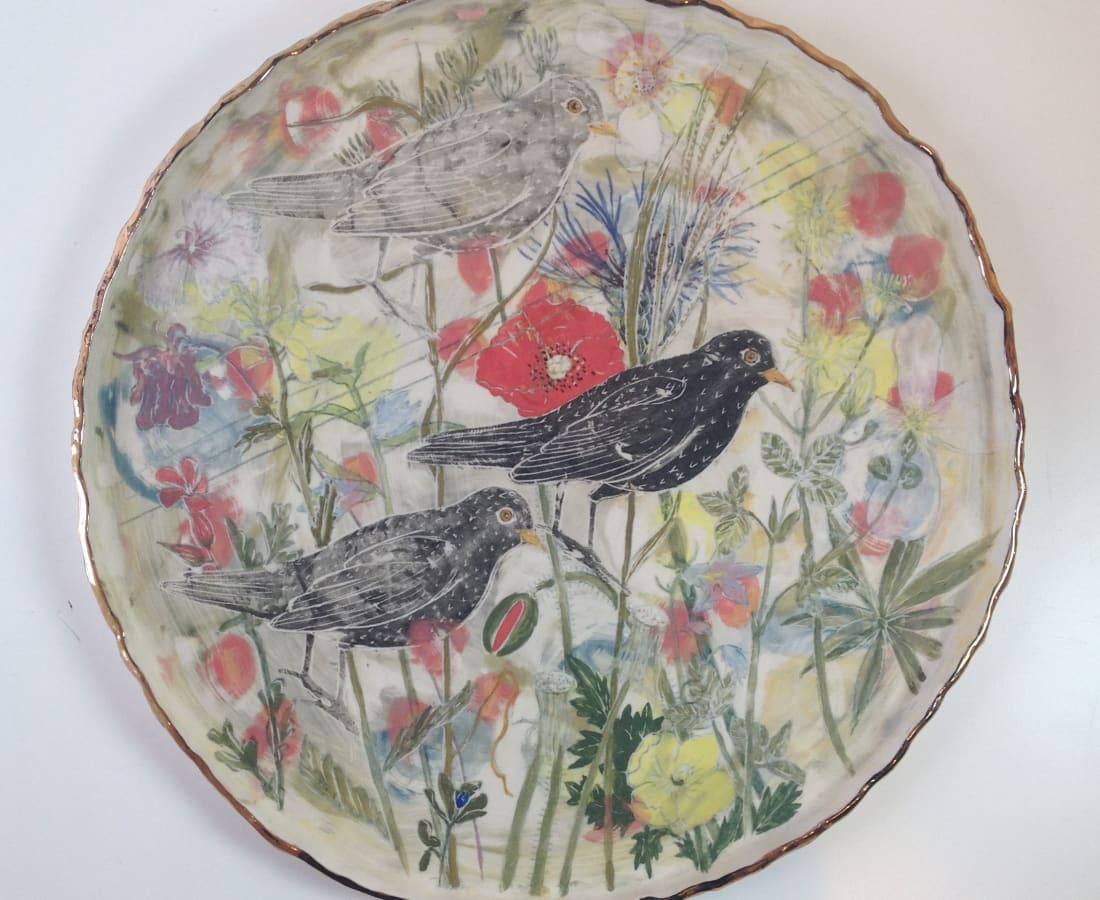Clare Nicholls, Three Birds
