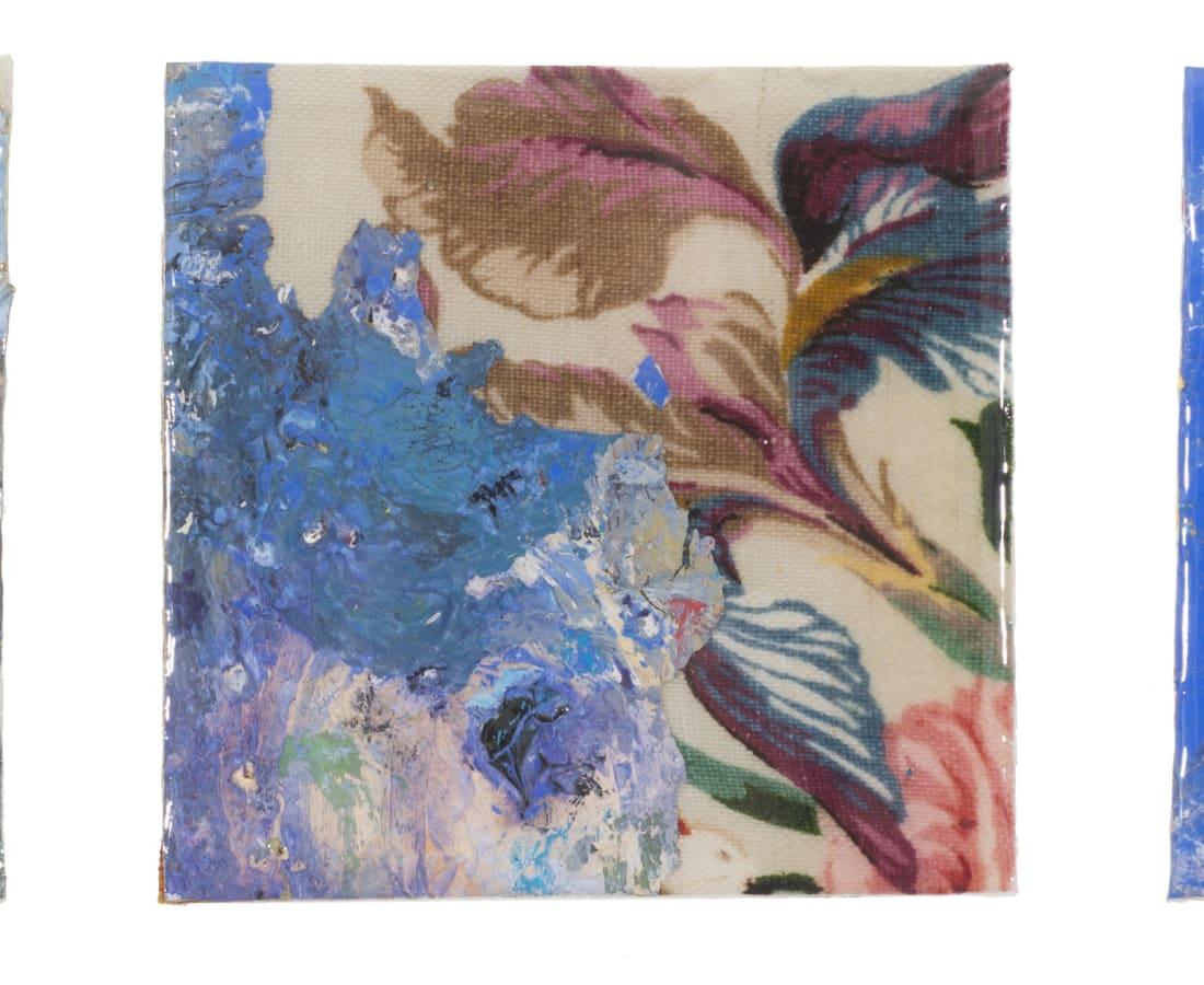 Caroline Boggis, Effloressence Triptych