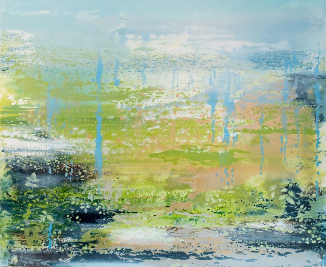 Rebecca McLynn, Woodland II, 2015