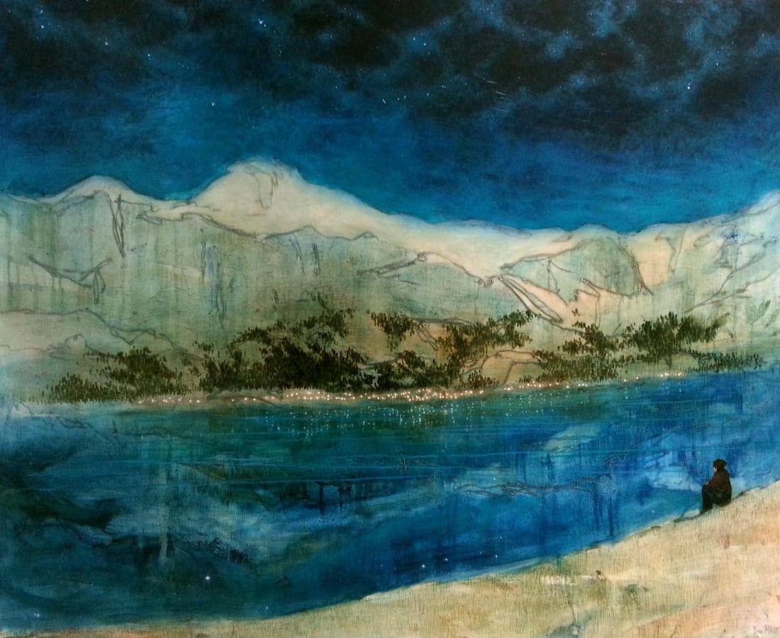 Daniel Ablitt, Light Across the Water, 2015