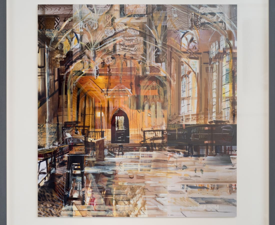 Alison Pullen, Divinity School, Oxford, 2015